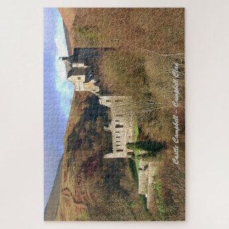 Puzzle Château Campbell - clan de Campbell