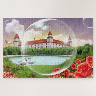 Puzzle Château de Bratislava