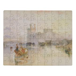 Puzzle Château de Caernarvon