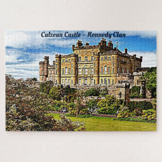 Puzzle Château de Culzean - clan de Kennedy