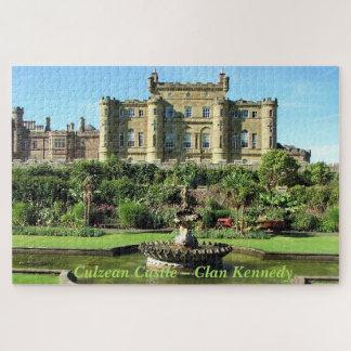 Puzzle Château de Culzean - clan Kennedy