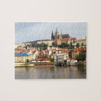 Puzzle Château de Prague