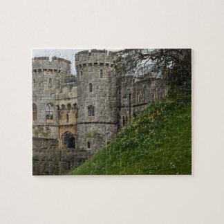 Puzzle Château de Windsor dans Windsor Angleterre