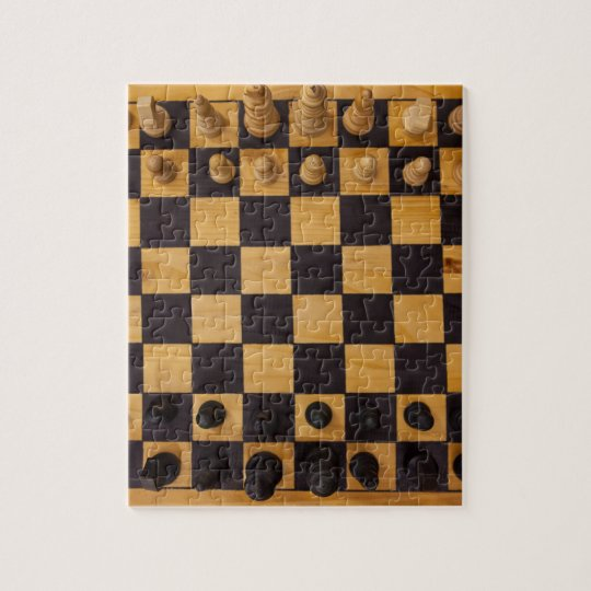Puzzle chess