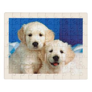 Puzzle Chiots de Labrador