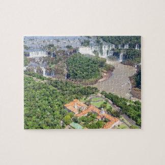 Puzzle Chutes d'Iguazú