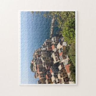 Puzzle Cinque Terre