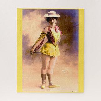 Puzzle circa l'artiste 1890 de boîte de nuit de Vera