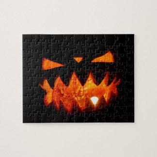 Puzzle Citrouille de Halloween