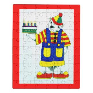Puzzle Clown mignon
