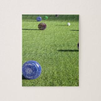 Puzzle Colorful_Lawn_Bowls, _