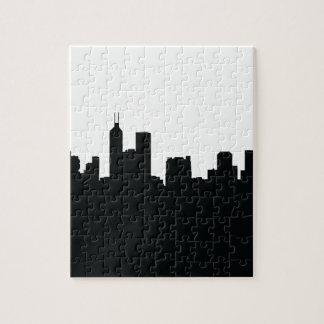 Puzzle Conception d'horizon du HK