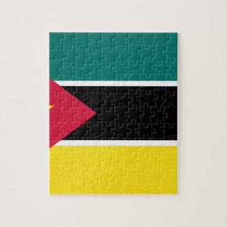 Puzzle Coût bas ! Drapeau de la Mozambique