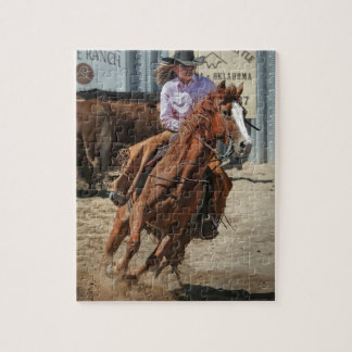 Puzzle cowgir