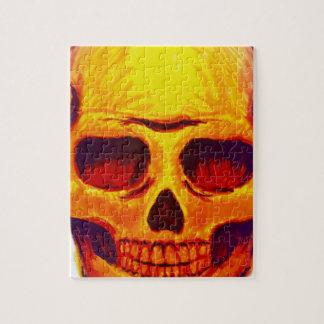 Puzzle Crâne de croquis