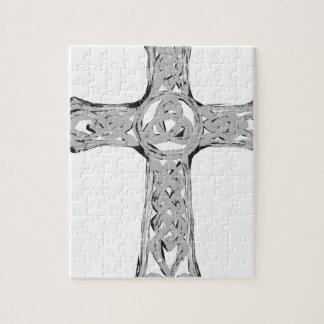 Puzzle cross12