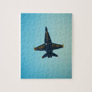 Puzzle d'ange bleu