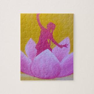 Puzzle Danseur de Lotus Kathak