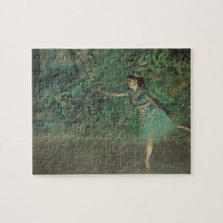 Puzzle Danseur sur l'étape par Edgar Degas, ballet