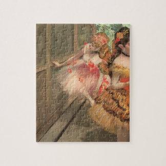 Puzzle Danseurs classiques dans des costumes de papillon,