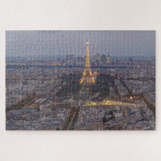 Puzzle d'antenne de Paris