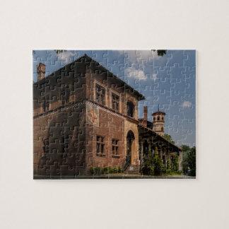 Puzzle d'architecture
