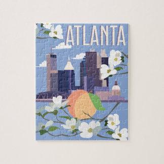 Puzzle d'Atlanta