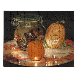 Puzzle d'automne