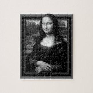 PUZZLE de 3D MONA LISA [8X10 SEULEMENT]