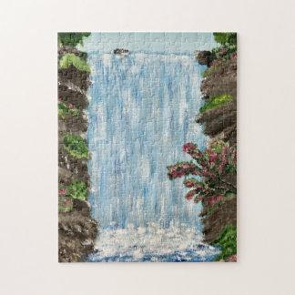 Puzzle de cascade