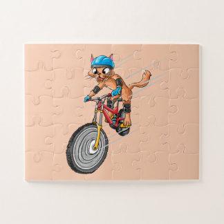 Puzzle de chat (30 morceaux surdimensionnés)