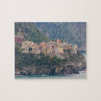 Puzzle de Corniglia - de Cinque Terre - de