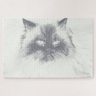Puzzle de dessin de chat