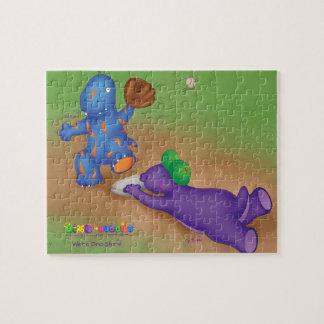 Puzzle de Dino-Buddies® - boule de jeu !
