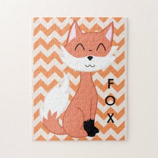Puzzle de Fox de Chevron
