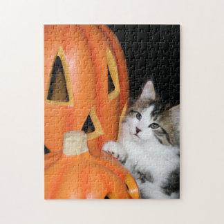 Puzzle de Halloween d'amour de Jem