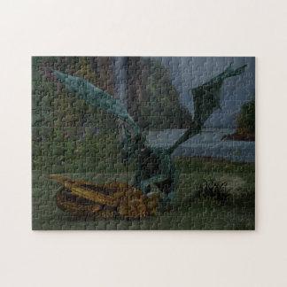 Puzzle de Hatchlings de dragon
