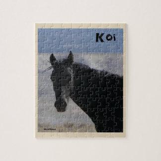 Puzzle de Koi