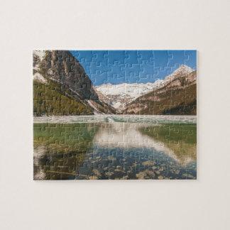 Puzzle de Lake Louise - du Canada
