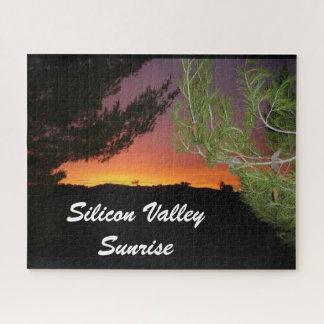 Puzzle de lever de soleil de Silicon Valley