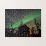 Puzzle de lumières du nord