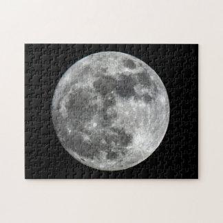 Puzzle de lune de Supermoon
