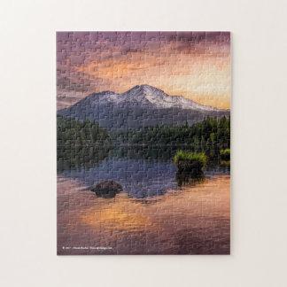 Puzzle de Mt. Shasta