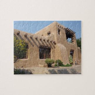 Puzzle de Musée d'Art de Santa Fe