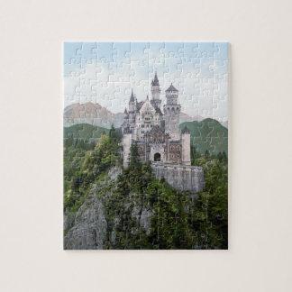 Puzzle de Neuschwanstein de château de Bvarian