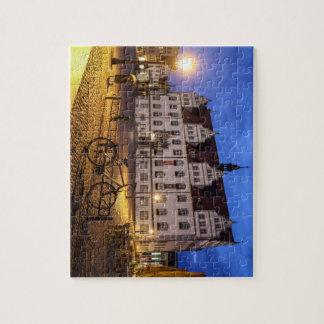 Puzzle de nuit de Wittenberg