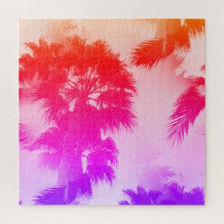 Puzzle de palmiers