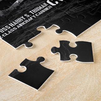 Puzzle de photo de CVN-75 Harry S. Truman 8x10