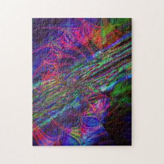 Puzzle de photo de fractale