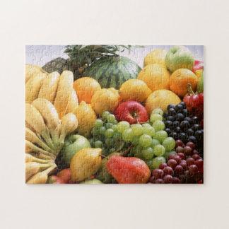 Puzzle de photo de mélange de fruit